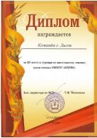 Командный кубок Льговского района по настольному теннису_6