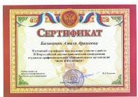 Сертификат Шаг в будущее_1