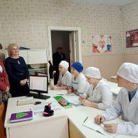 Визит заместителя губернатора Курской области _2