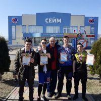 Первенство Льговского района по гиревому спорту_1